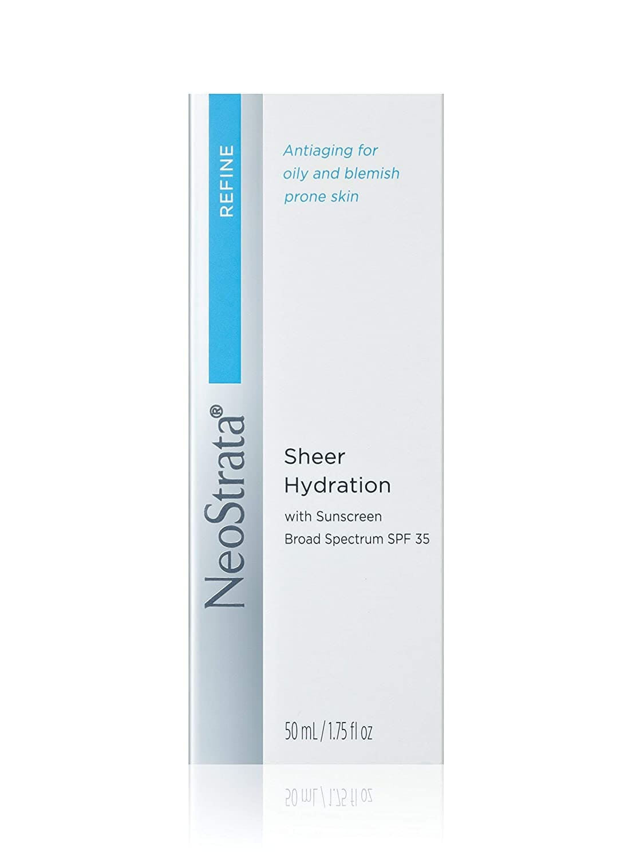 (RU) Увлажняющий гель для жирной кожи Neostrata Sheer Hydration SPF 35