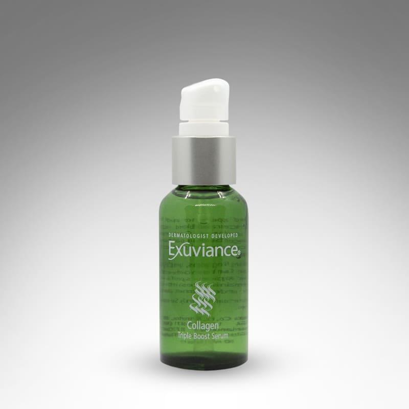 (RU) Сыворотка подтягивающая Exuviance Collagen Triple Boost Serum