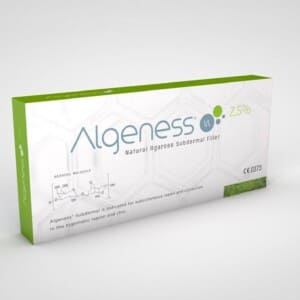 Дермальный наполнитель ALGENESS VL (2.5% AGAROSE + 0,5% NON-CROSSED-LINKED HA) SUBDERMAL