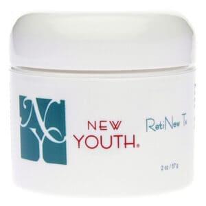 (RU) Крем омолаживающий NEW YOUTH Reti New Tx