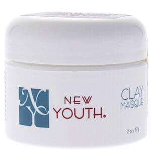 (RU) Маска грязевая многофункциональная NEW YOUTH Clay Masgue